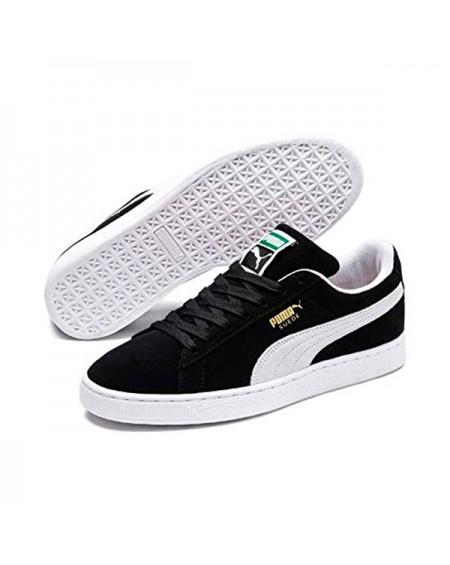 Puma Suede Classic+ black-white