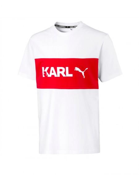 PUMA x Karl Tee