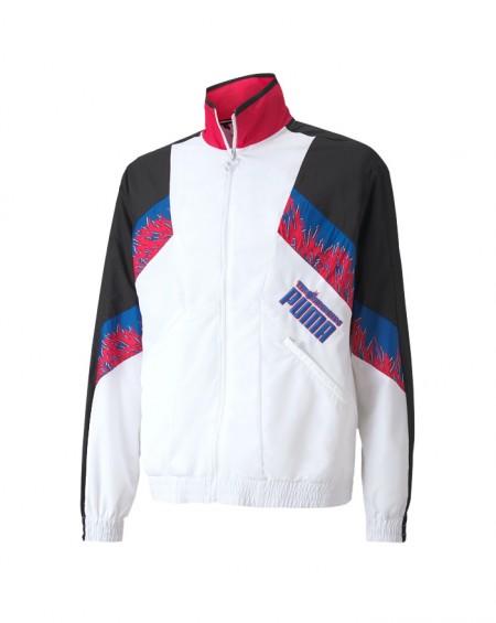 PUMA x TH Track Jacket Puma White