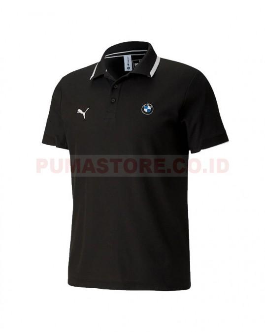 Puma Men BMW Motorsport Logo Tee Black