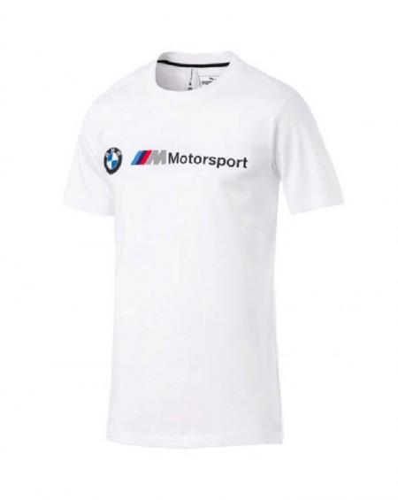 Puma BMW M Motorsport Men's Logo Tee