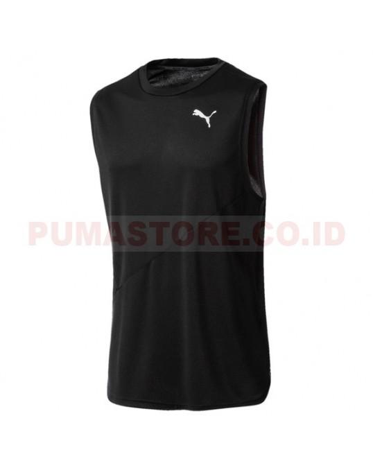 Puma Ignite Singlet Mono Puma Black
