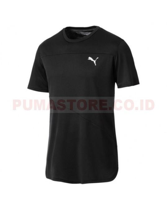 Puma Ignite S S Tee Mono Puma Black