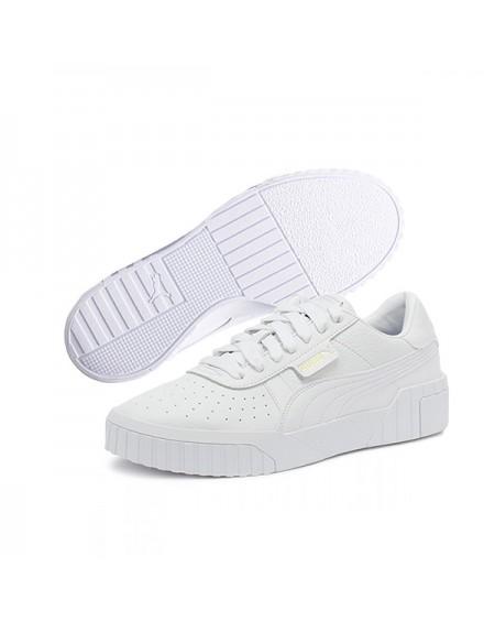 Puma Cali Wn s Puma White-Puma White